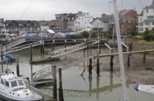 Cowes tidevand