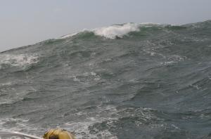 Mange store bølger