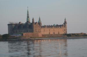 Kronborg to starboard