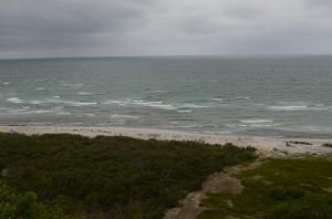 mennesketomme strande