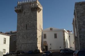 Slot og tårn
