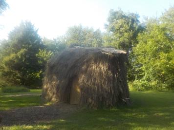 indianer hytte